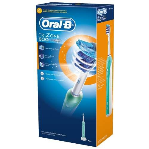 Oral B Braun Trizone 600 (Ηλεκτρική Οδοντόβουρτσα) | Familypharmacy.gr