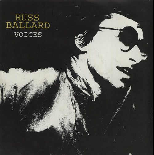"""For Sale - Russ Ballard Voices UK  7"""" vinyl single (7 inch record) - See this and 250,000 other rare & vintage vinyl records, singles, LPs & CDs at http://eil.com"""
