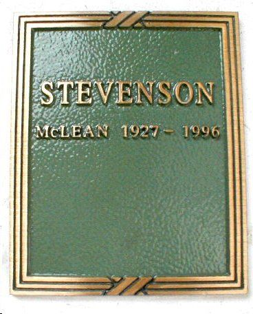McLean Stevenson - American actor most recognized for his role as Lt. Colonel Henry Blake on the TV series M*A*S*H. He was also recognized for his role as Michael Nicholson on The Doris Day Show.