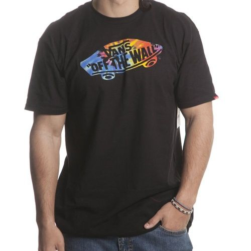 Vans Black OTW Tie Dye BK T-shirt