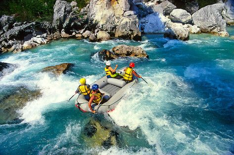 Rafting Papigo