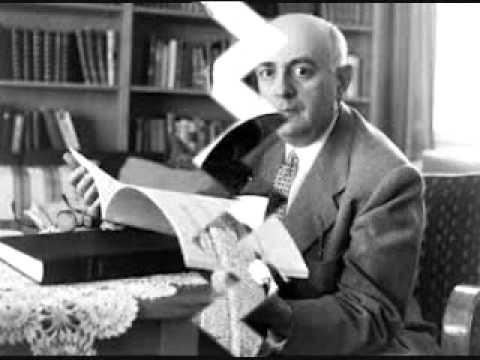 The Theodor W. Adorno Walter Benjamin Debate - YouTube