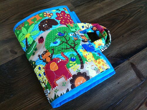 Children S Fabric Book Cover : Best images about activity book on pinterest