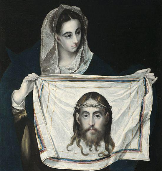 Gå på opdagelse i El Grecos Toledo - Museo Santa Cruz - La Veronica