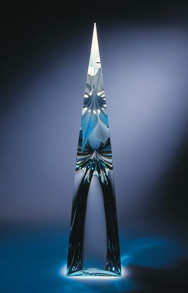 Desert Flower by Christopher Ries A master glass artist and a very kind man also!