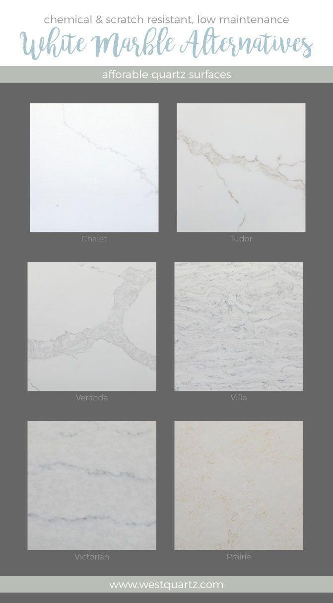 White Marble Countertop Alternatives White Marble Countertops