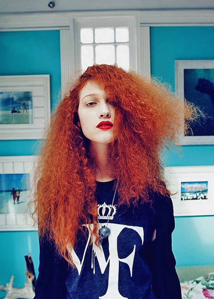 Nicole Fox #Redhead