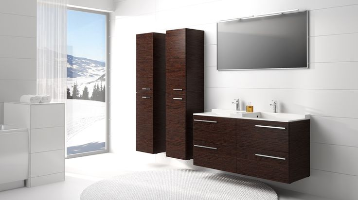 Marsylia #elita #meble #elitameble #lazienka #marsylia #bathroom #furniture