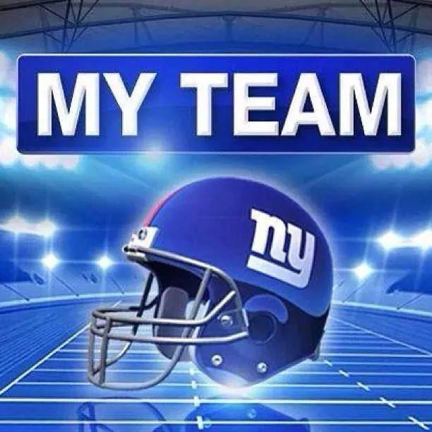 My Team - New York Giants