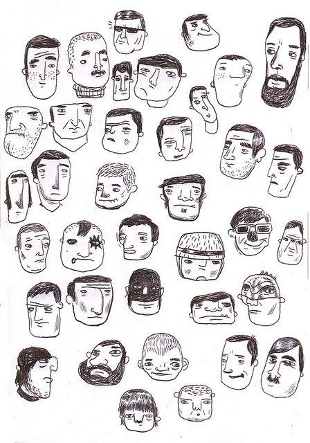 faces   Flickr – 相片分享!