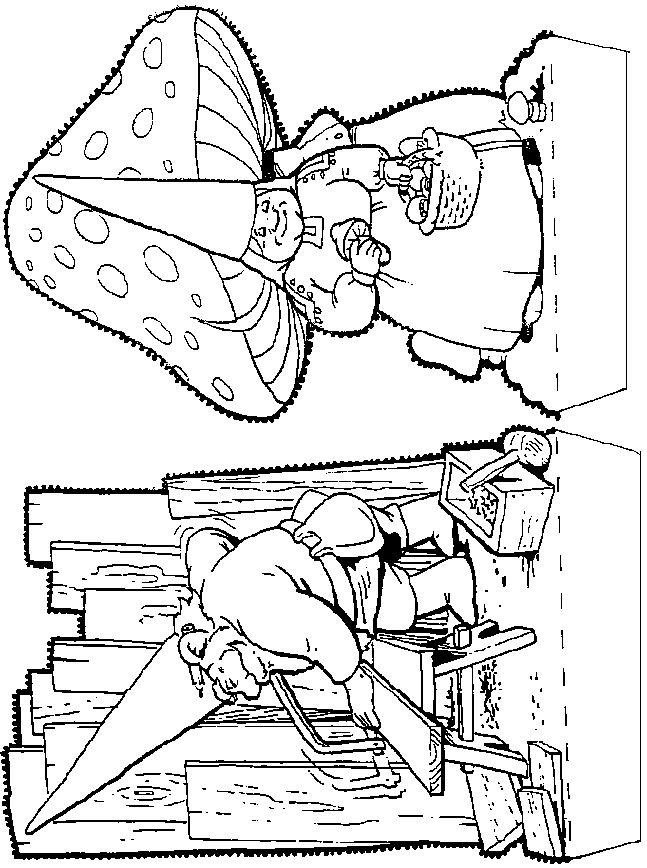 free printable david the gnome coloring pages for kids color this online pictures and sheets and color a book of david the gnome coloring pages - Gnome Coloring Pages 2