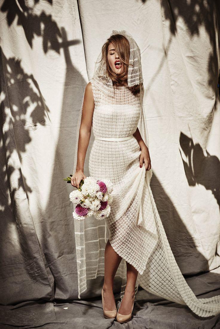 122 besten Bridal Knit Bilder auf Pinterest   Strick ...