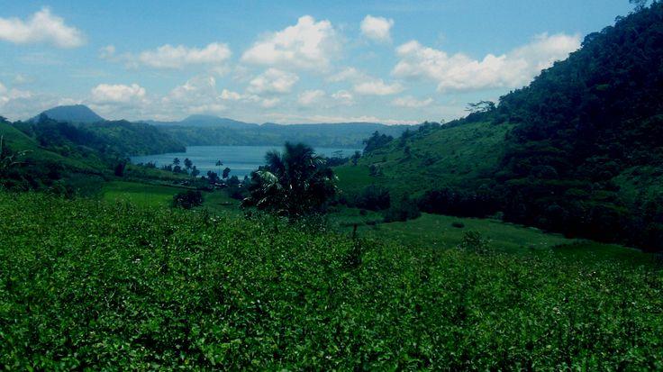 Lake Dapao, Lanao del Sur, Mindanao, Philippines