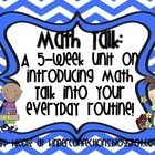 This fabulous 88 page unit will help you include Math Talk Moves into your everyday math routine! This unit clarifies what each talk move means and...