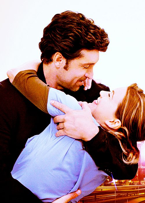 ellen pompeo and patrick dempsey tumblr | Patrick Dempsey - Trailer Buddies (Ellen & Patrick) # 26: Because we ...