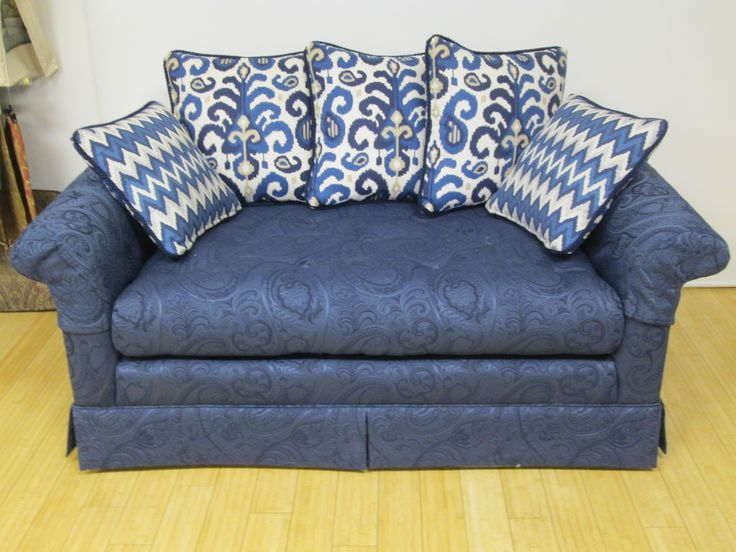 1000 Images About Reupholstered Furniture By Blawnox Upholstery On Pinterest