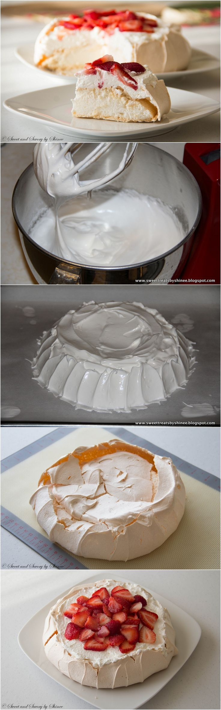 Airy, light and absolutely divine dessert that you will be making over and over again.