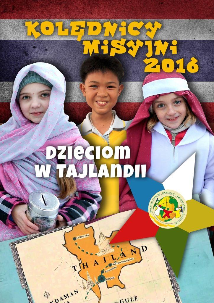 Projekt Kolędnicy Misyjni 2016/2017