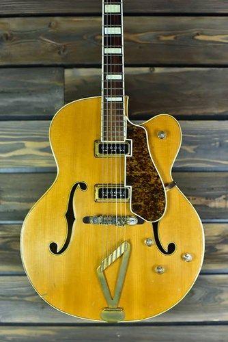 28e5c29d3c 1953 Gretsch 6192-3 Synchromatic Blonde w/ Original Case in 2019 | Newest  Gear | Gretsch, Guitar, Music