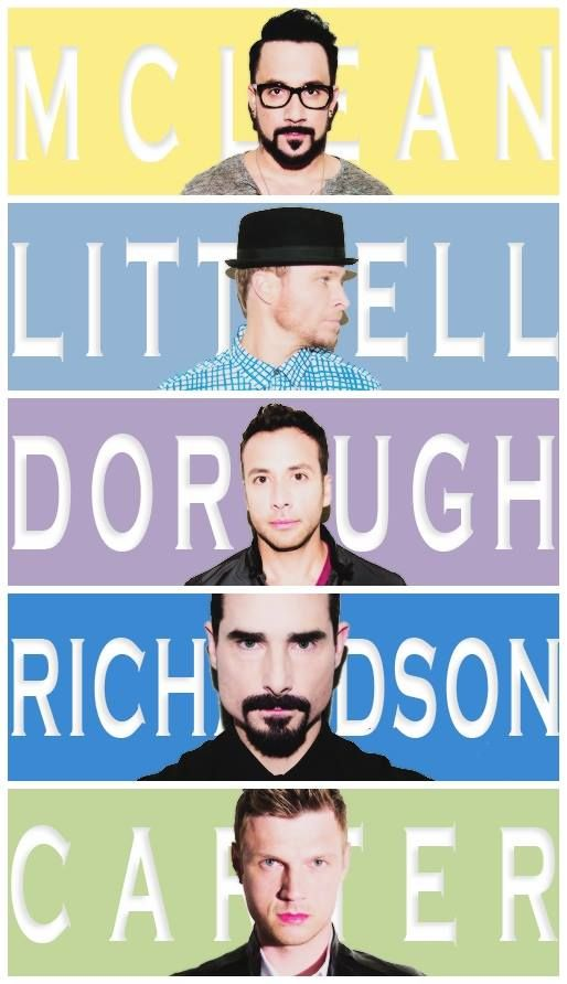 Backstreet Boys (Group, Band)