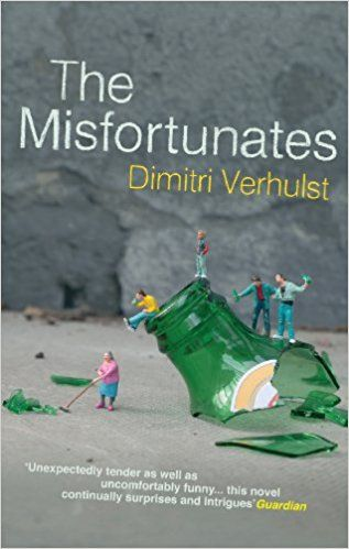 Image result for misfortunates cover