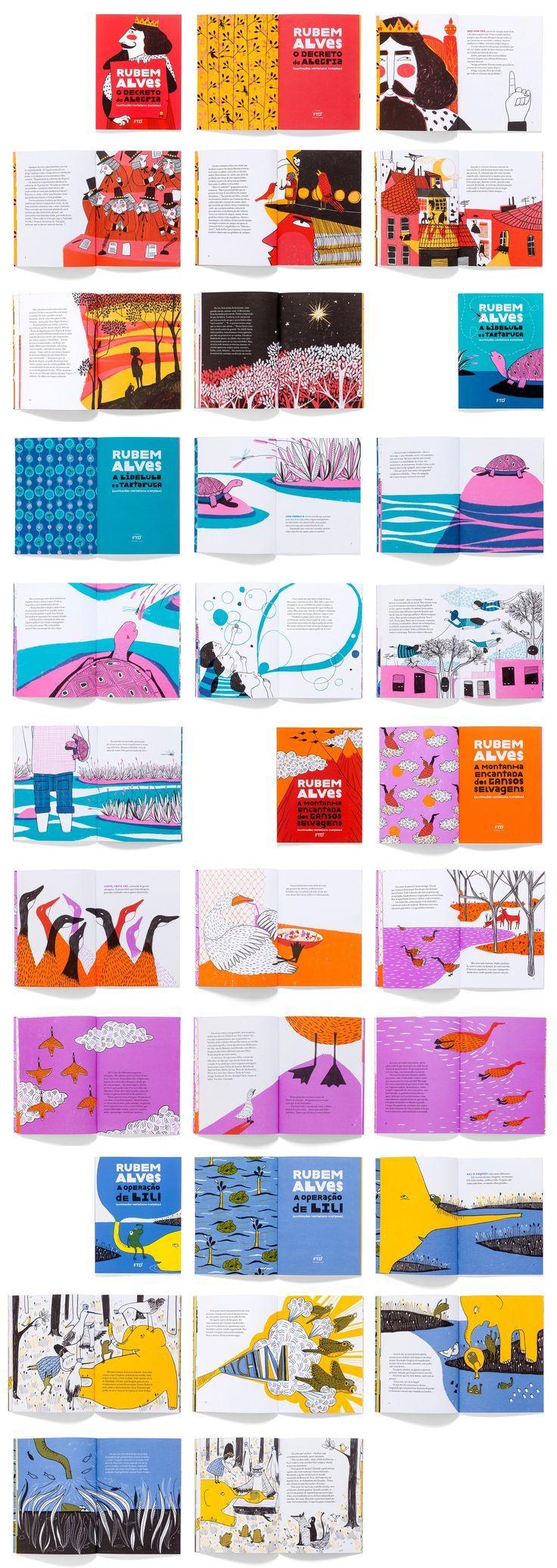 Livro infantil: fetiche dos designers?