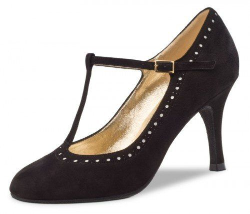 Argentine Tango Shoes Closed Toe
