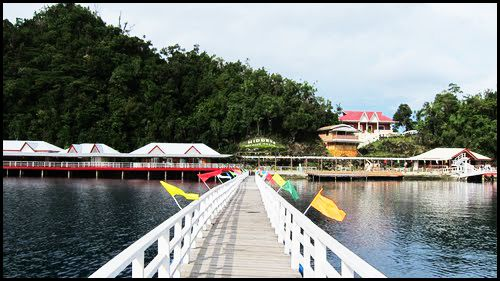 Hidden Island Resort @ Bucas Grande Island