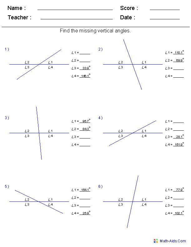 ... maths worksheets math worksheets teaching ideas angles worksheets find