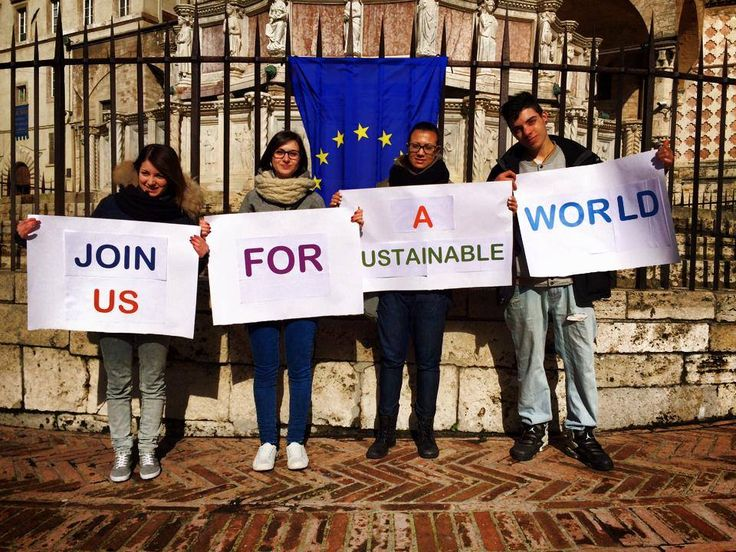 Through InJawara event youth associations have been created initiatives for raising awareness regarding the global problems.