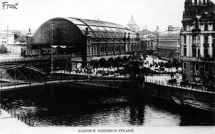 Bahnhof Berlin-Friedrichstraße