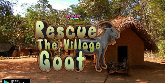 http://www.knfgame.com/knf-rescue-village-goat/ Knf Rescue The Village Goat is the 160th escape game from Knfgame. In this game a village goat his been trapped inside a cage inside the neighbor home. To rescue the goat you need to click on the objects around the village and use them to solve some simple puzzles. Good luck and have fun playing knf escape games, free online and point and click games.