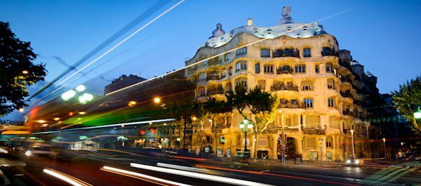 Barcelona - dream vacation