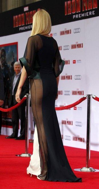 La rivista People lha incoronata come la donna più bella mondo, e lei già si prende qualche soddisfazione. Gwyneth Paltrow è stata, complice anche il suo look, protagonista della prima a Hollywood di Iron Man 3. Occhi puntati sullattrice che per loccas