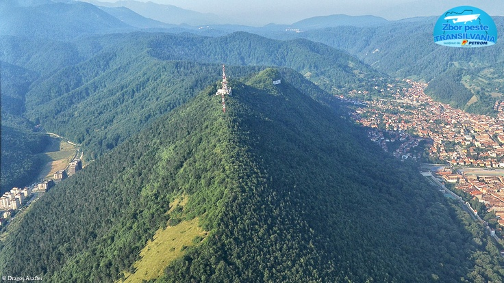 Brasov, Probably the best city in the World - Flight over Transylvania http://www.zborpestetransilvania.ro/brasov-partea-a-ii-a/