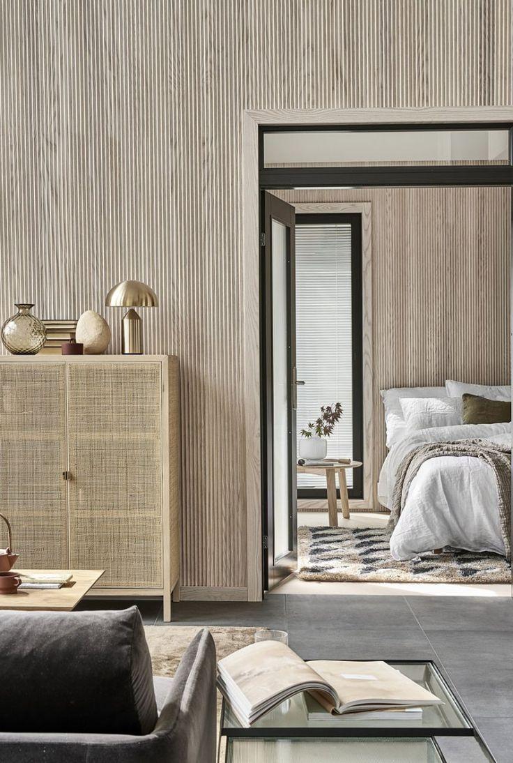 kannustalo harmaja saimaa bedroom livingroom
