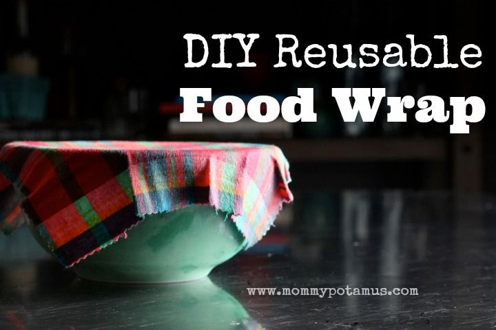 All you need is some beeswax, cloth and a few other things like scissors. So easy to make!