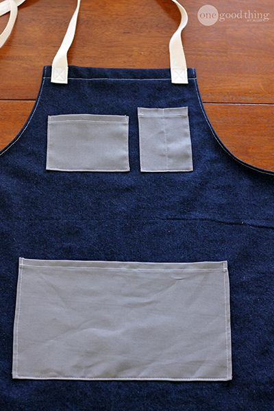 How to Make A Shop Apron That Works As Hard As You Do!
