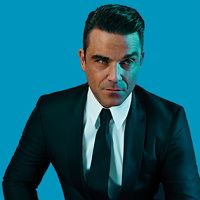ROBBIE WILLIAMS has announced that he will 'Swing Both Ways' during a summer 2014 UK arena tour. Tickets on sale Friday 6th December --> http://www.allgigs.co.uk/view/artist/5480/Robbie_Williams.html