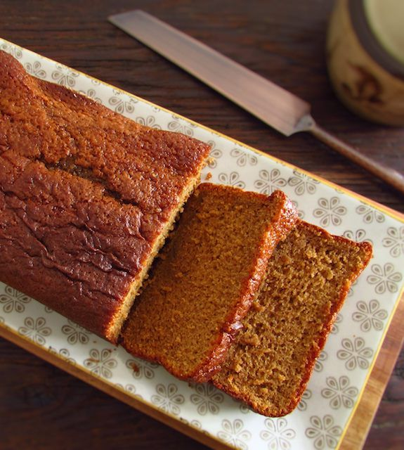 Brown sugar and honey cake | Food From Portugal
