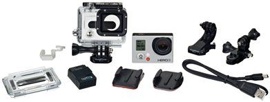 GOPRO HERO 3 - SILVER EDITION | Swell.com