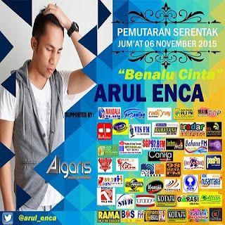 Full lirik lagu Arul Enca - Benalu Cinta