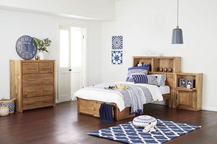 Best 25 Timber Bed Frames Ideas On Pinterest Diy Bed
