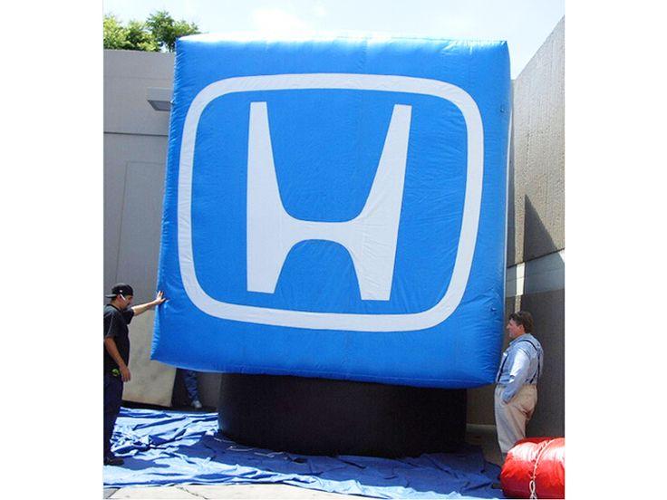 Inflable Cubo Logo Honda -venta De Publicidad Inflable - Comprar Barato Precio De Inflable Cubo Logo Honda - Fabrica Publicidad Inflable En Estados Unidos