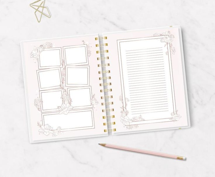 Daily Planner Printable, Filofax Monthly Planner Printable