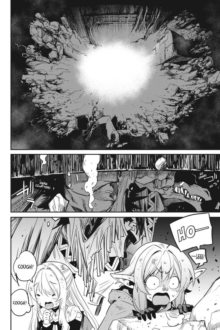 Goblin Slayer Chapter 28 Read Goblin Slayer Manga Online Goblin Slayer Anime