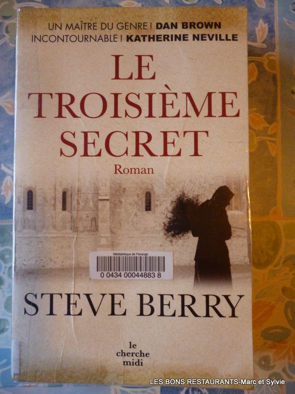 STEVE BERRY-Le troisième secret!