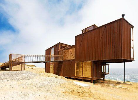 """Αρχιτεκτονική – La Baronia House! Ένα σπίτι """"πάνω"""" στα κύματα με εκπληκτική θέα!"""