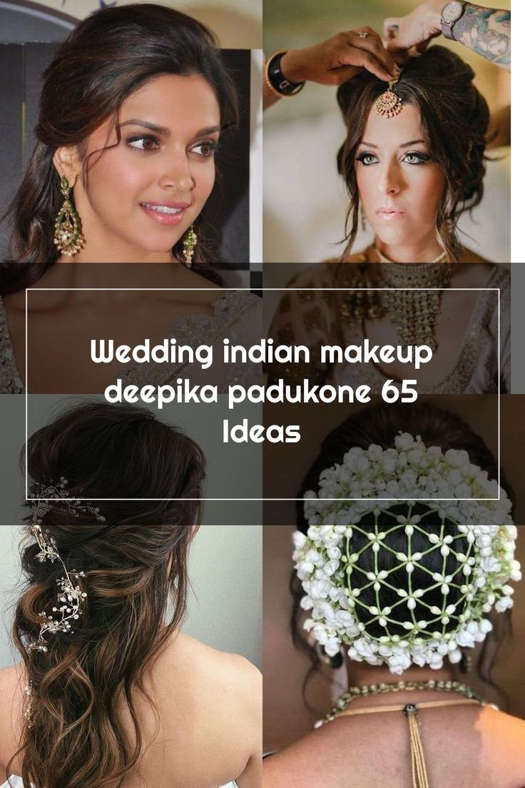 Wedding indian makeup deepika padukone 65 Ideas in 2020 ...