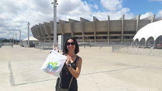Mineirão #viajarcorrendo #pampulha #UNESCO #conjuntoarquitetonico #voltadapampulha